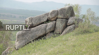 Russia: Megaliths believed to be Stone Age sculptures discovered in Altai mountains