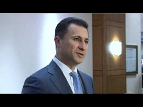 Interview with Prime Minister Nikola Gruevski