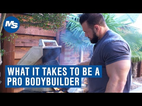 What It Takes To Be A Pro Bodybuilder   Return of the King Snake   Ep 2