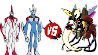 Waybig vs Kevin / ben 10 way big vs Kevin 11 / ben 10 / ben vs kevin