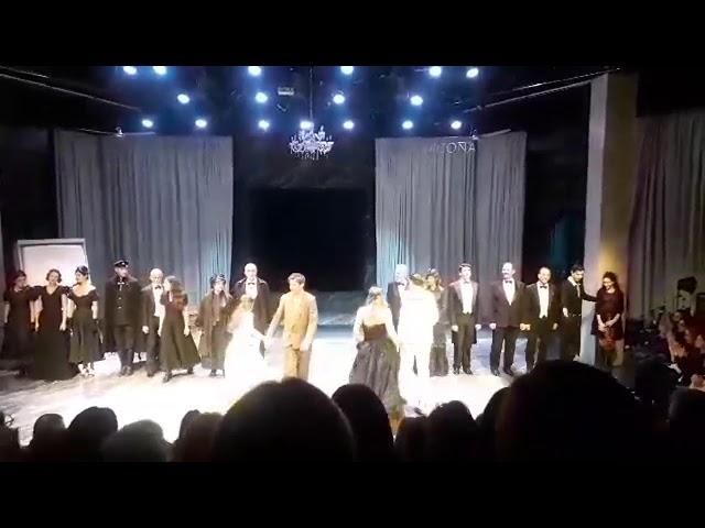 Γιούγκερμαν - Γιάννης Στάνκογλου - Θέατρο Πορεία - Χειροκρότημα stellasview.gr