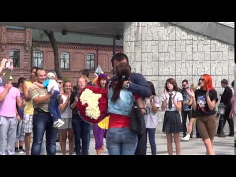 Владивосток набережная Цесаревича Чудесное событие