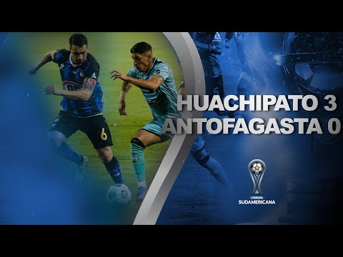 Huachipato Antofagasta Goals And Highlights