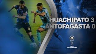 Huachipato vs. Deportes Antofagasta [3-0] | RESUMEN | Primera Fase | VUELTA | CONMEBOL Sudamericana