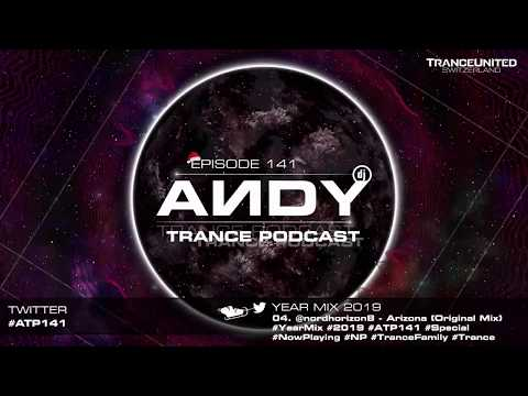ANDY's Trance Podcast Episode 141 / Year Mix 2019 (11.12.2019) ☄️