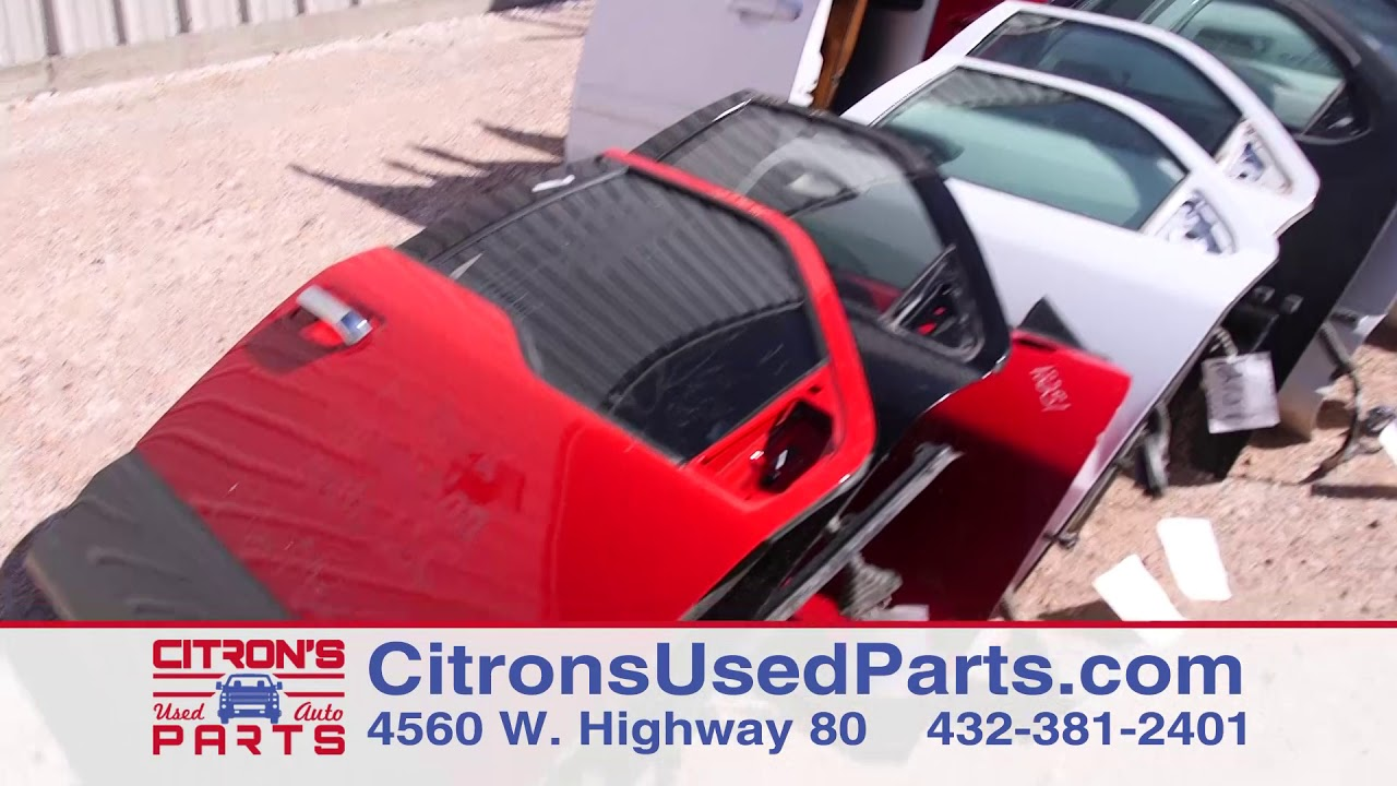 I 80 Auto Parts >> Citron S Used Auto Parts