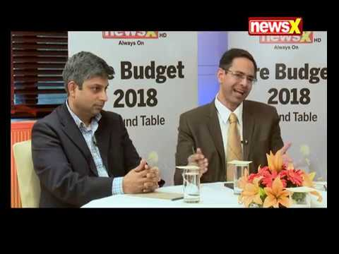 BW Business World Pre-Budget Roundtable series on NewsX: The