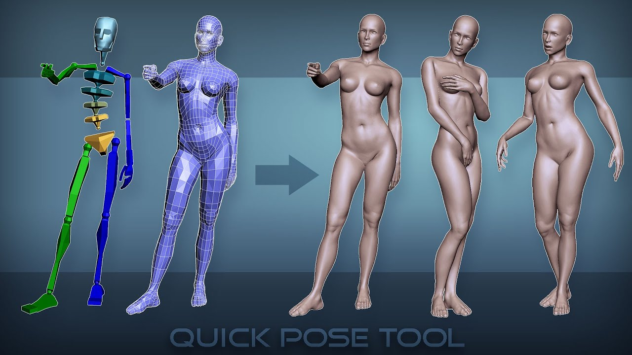Sexy blender made girl 2