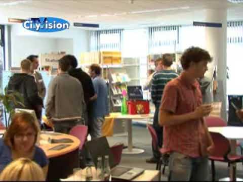 Infoveranstaltung im BIZ über Studieren in Holland