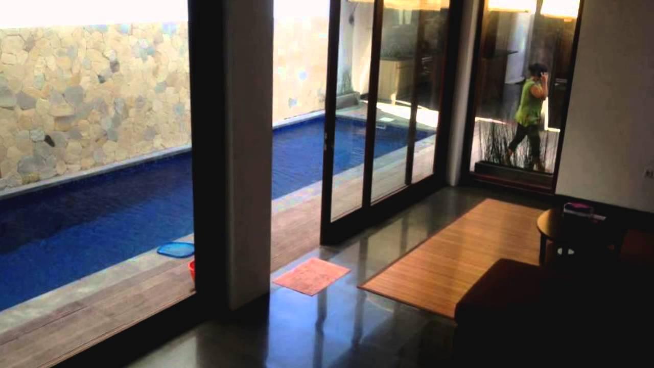 Villa Dijual View Pantai Di Jimbaran Kuta Bali Youtube