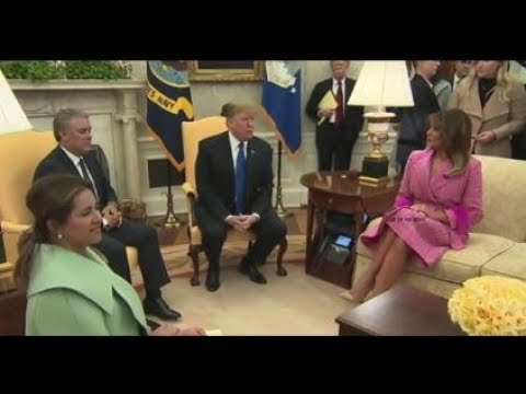 President Trump FULL Press Conference With Colombian President 2/13/19