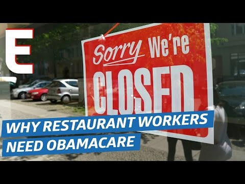 Why Restaurant Workers Need Obamacare — Eater Voices