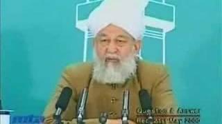 Islam Ahmadiyya: Muhammad (s.a.w.) and Jesus (a.s.)