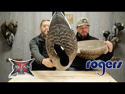 Avian-X Canada Goose Sleeper Shells