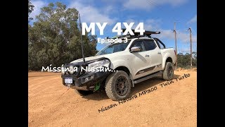 MY 4X4 - EP3 Nissan Navara MP300 Twin Turbo, Modified... Missin a Nissan.