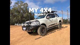 MY 4X4 - EP3 Nissan Navara MP300 Twin Turbo, Modified... Missin a Nissan.