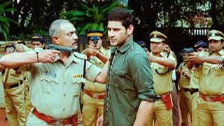 Mahesh Babu Released By Having His Associates Kidnap Kajal - Bussiness Man Tamil Movie Scene