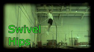 Swivel Hips - Beginner Trampolining Tutorial
