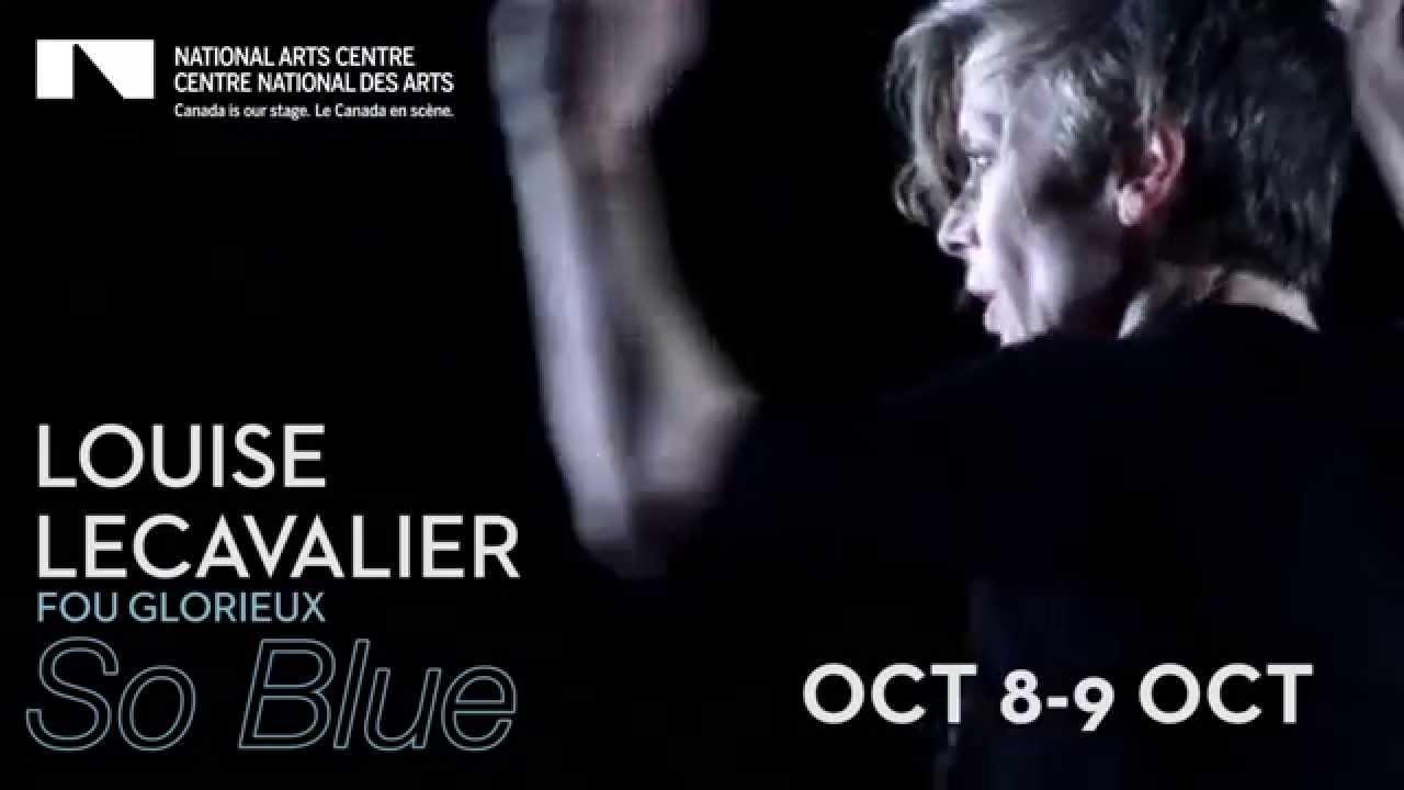 video: Louise Lecavalier / Fou Glorieux | So Blue