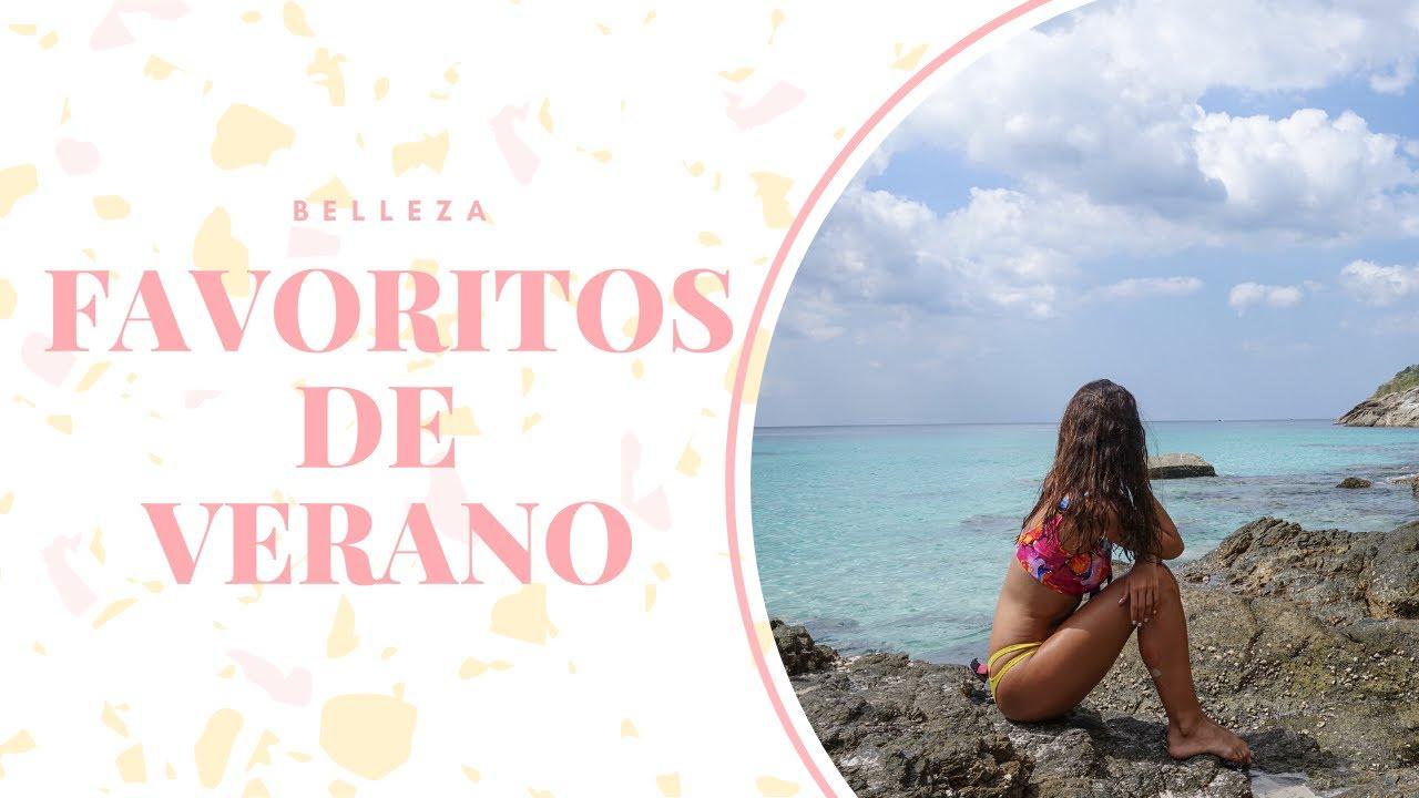☀🐚Mis FAVORITOS de VERANO || State Beauty
