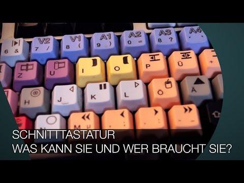 Schnitttastatur - Was kann sie und wer braucht sie?