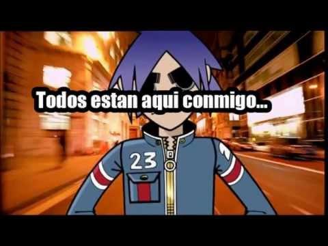 Gorillaz- Tomorrow Comes Today Subtitulada Al Español
