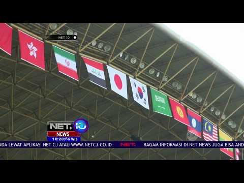Kesiapan Stadion Patriot Candrabhaga Untuk Laga Perdana Asian Games 2018 - NET 10