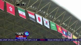Download Video Kesiapan Stadion Patriot Candrabhaga untuk Laga Perdana Asian Games 2018 - NET 10 MP3 3GP MP4
