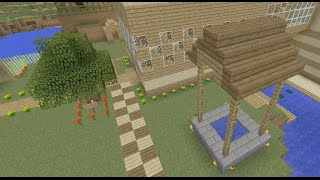 Building Stampy's Lovely World [2] -wishing Well & Gregory's Grave
