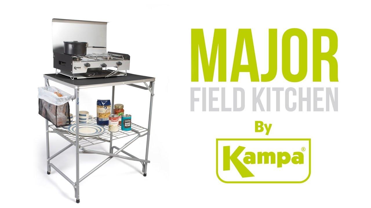 Kampa Chieftain Portable Camping Kitchen