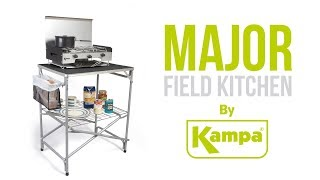 Kampa | Major Field Kitchen | Product Overview