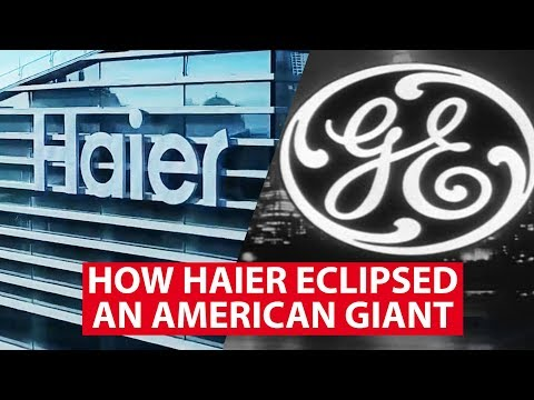 How China's Haier Eclipsed American Giant General Electric | Inside The Storm | CNA Insider