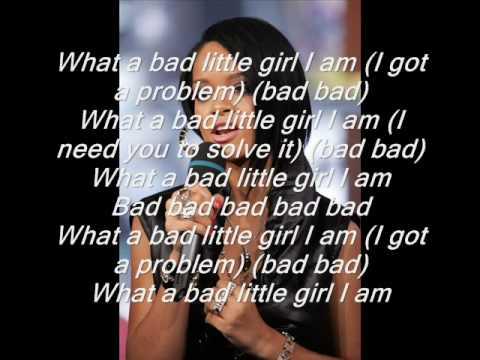 Rihanna ft chris brown bad girl new Male
