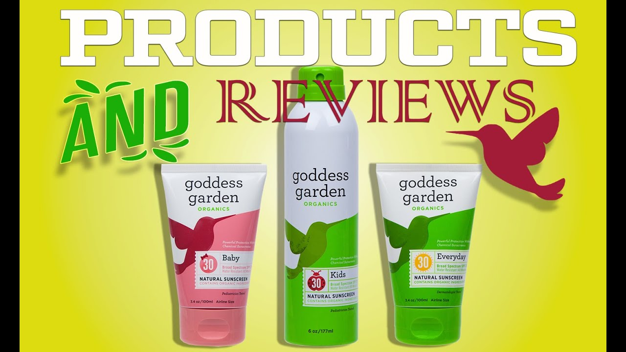 choose spray review sunscreen the organics in garden box products since car goddess have i and purse sport bottle how safe to my everyday received small of a