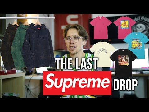 THE LAST SUPREME DROP feat. Wilfred Limonious Collab