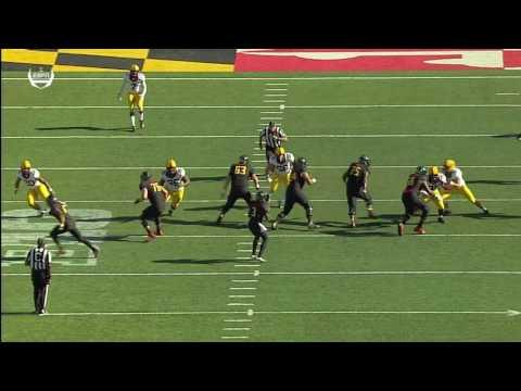 Antoine Winfield Jr. Pick Six vs. Maryland
