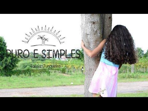 Talinia Junqueira - PURO E SIMPLES (Cover)