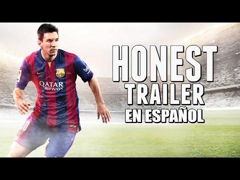 FIFA 15 (Honest Game Trailer en Español)
