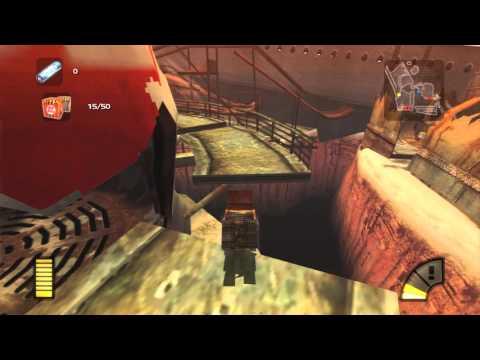"Wall-E Gameplay Walkthrough Chapter 7 - ""Tanker Playground"" [60 FPS / 1080p]"