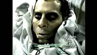 ESTE HOMBRE GRABÓ SU EVOLUCIÓN DEL SIDA HASTA MORÍR...