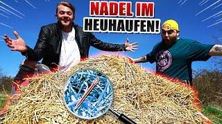 Die NADEL im HEUHAUFEN suchen! - Andre vs Cengiz