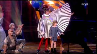 Opening - Final - Eurovision 2009 (HD)