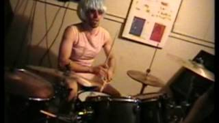 "Buttplug Barbies (Lunachicks cover band) ""PMS"""