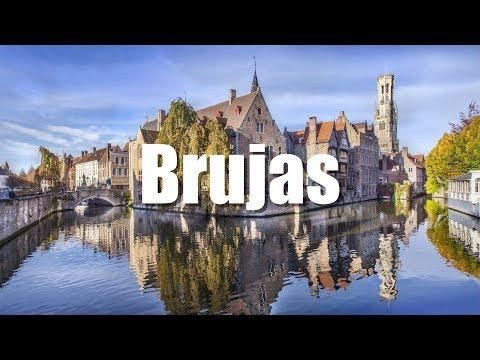 Belgium - Bruges, Ghent and Antwerp. HD
