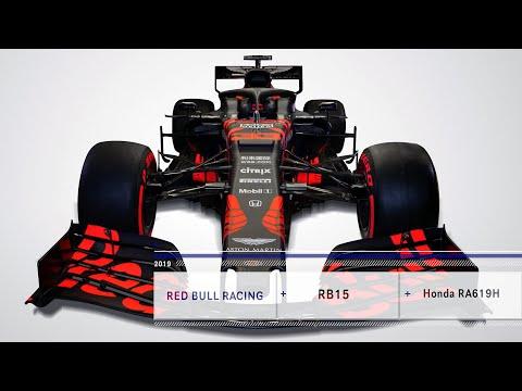 【2019年F1新車解説】レッドブル・ホンダRB15、頂点に挑む最速進化型