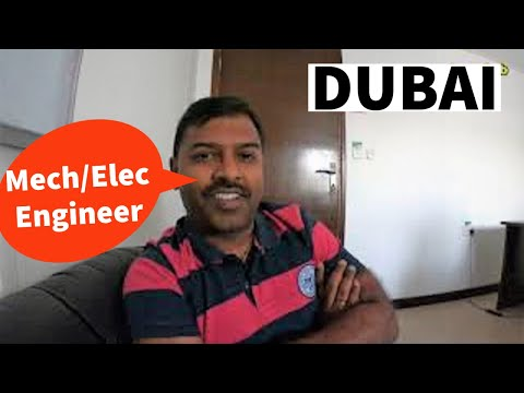 Mechanical & Electrical Engineer Job Dubai 🔥🔥Salary, Experience, Skills, Scope, Expenses, Daily Life