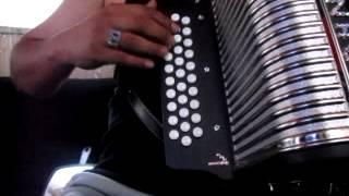 los cadetes de linares el palomito instruccional tutorial slow acordeon de botones sol
