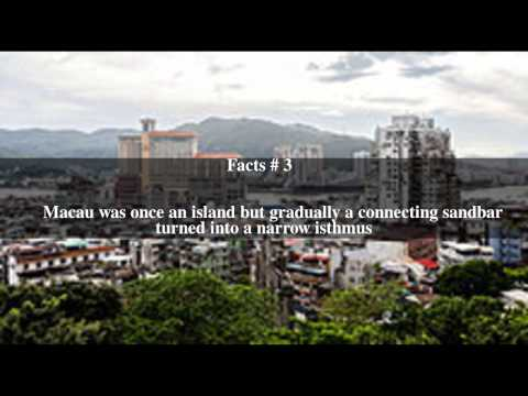 Geography of Macau Top # 5 Facts