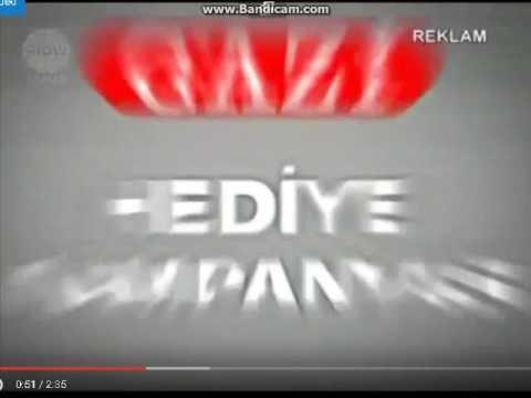 Show Türk - Reklam Jenerik Giriş Örnek Görseli (2009)