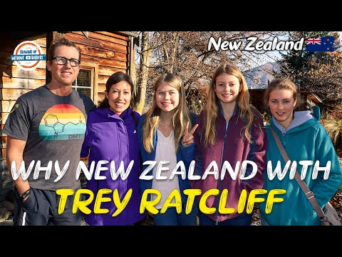 Top Reasons to Move to New Zealand with Trey Ratcliff